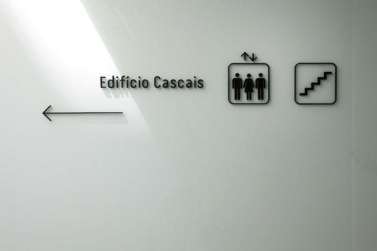#Wayfinding | Estoril-Sol Residence, Gonçalo Byrne Arquitectos - FBA