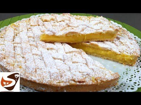 Crostata al limone – Facile e Irresistibile! – Dolci - YouTube