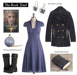 best liesel meminger images the book thief books  this outfit in inspired by liesel meminger from the book thief i love the jacket