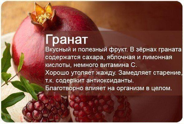 Полезность фруктов - сохраняем себе на стену  / Западло