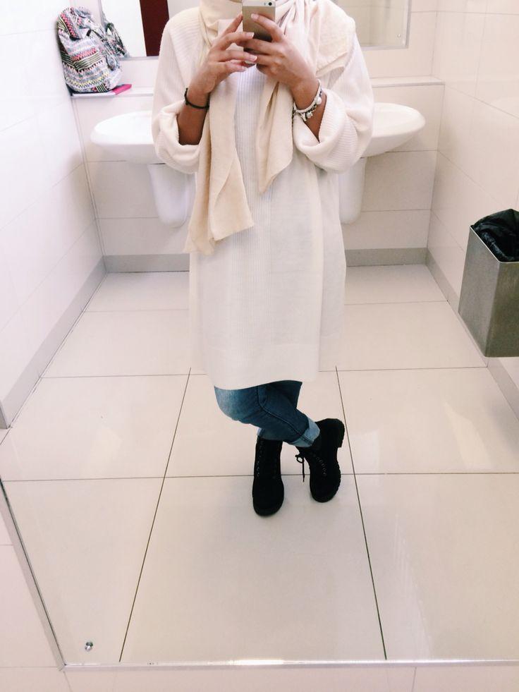 #hijab #modest #winter