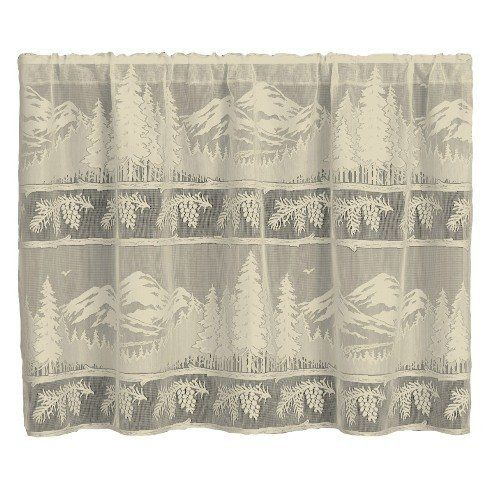 Curtains Ideas 36 inch cafe curtains : 1000+ images about Home & Kitchen - Window Treatments on Pinterest ...