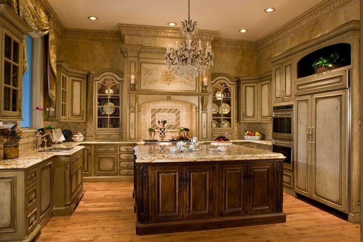 Luxury Interior Design Upscale Interior Design - kitchen    Haleh Design Inc