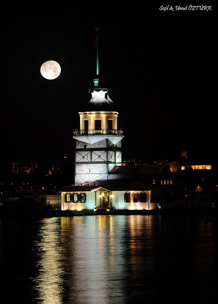 Kız Kulesi / İstanbul - Turkey