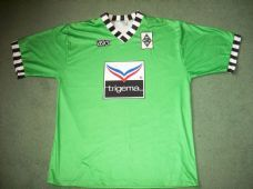 1992 1994 Borussia Monchengladbach Away Football Shirt Adults XL Germany Trikot