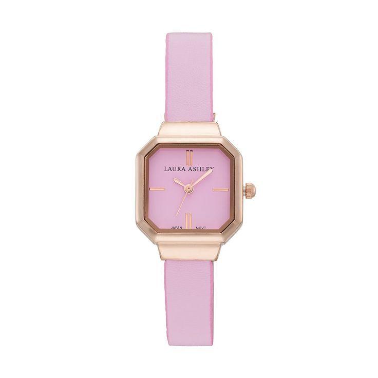 Laura Ashley Women's Watch, Pink