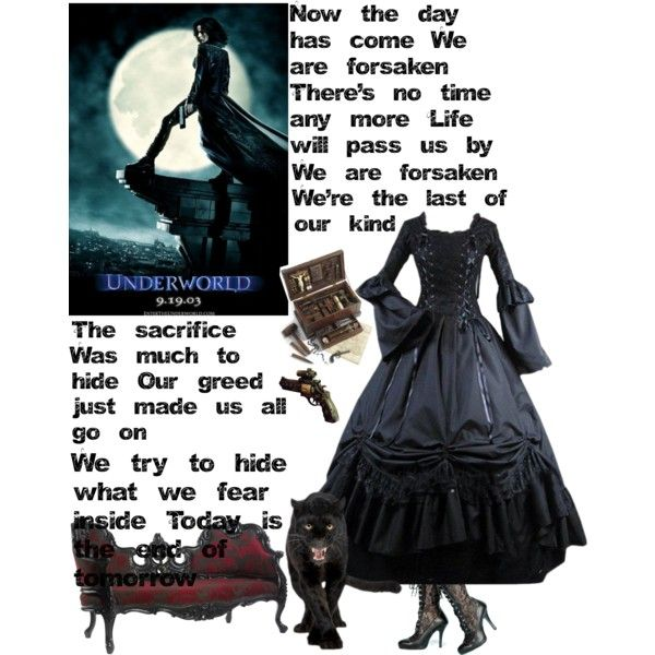 Black dress vampire song