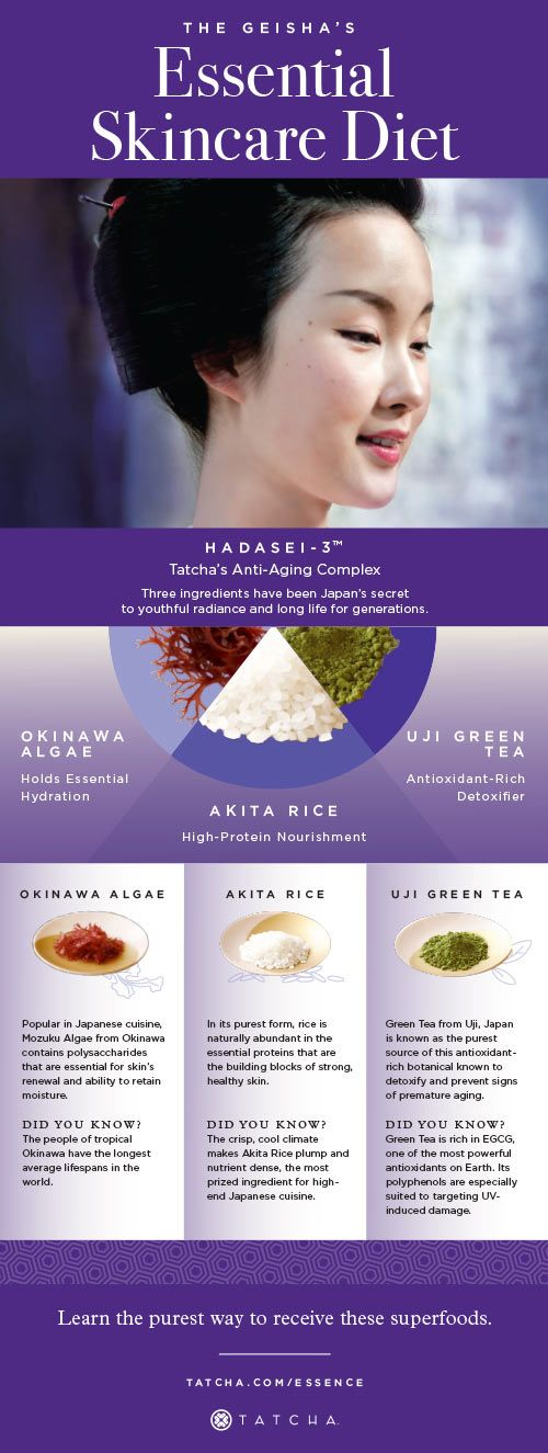 Tatcha Beauty inspired by ancient Geisha beauty rituals - www.rx-beautybrands.com