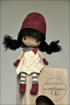 `*•.¸*•¸★ ~MY CROCHET DOLLS ~★¸•*¸.•*´ ☆