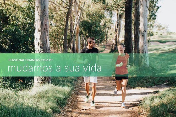 Quer chegar onde nunca chegou?? Nós mudamos a sua vida!  www.personaltrainers.com.pt