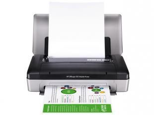 Impressora Jato de Tinta com Bluetooth - HP Officejet 100
