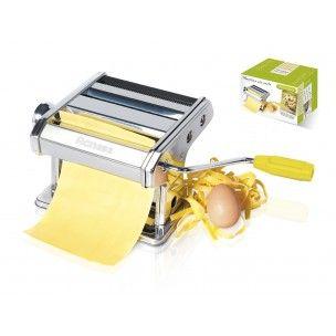 Macchina per pasta fatta in casa agnese struttura e rulli in alluminio per una pasta fatta a - Pasta fatta in casa macchina ...