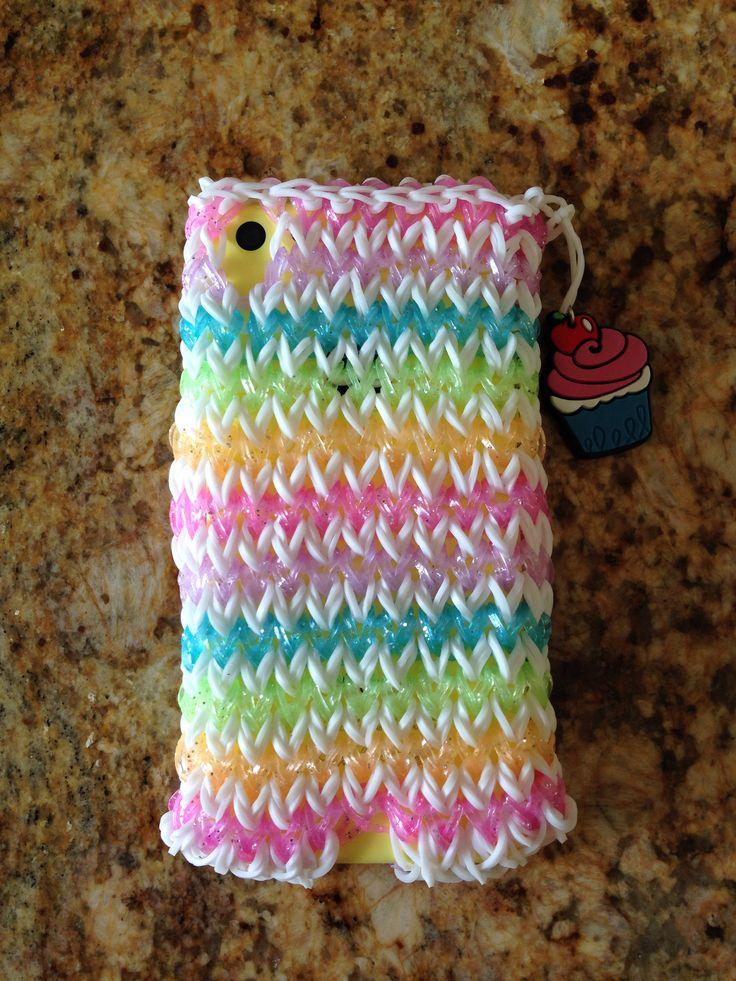 Updated rainbow loom case (back)