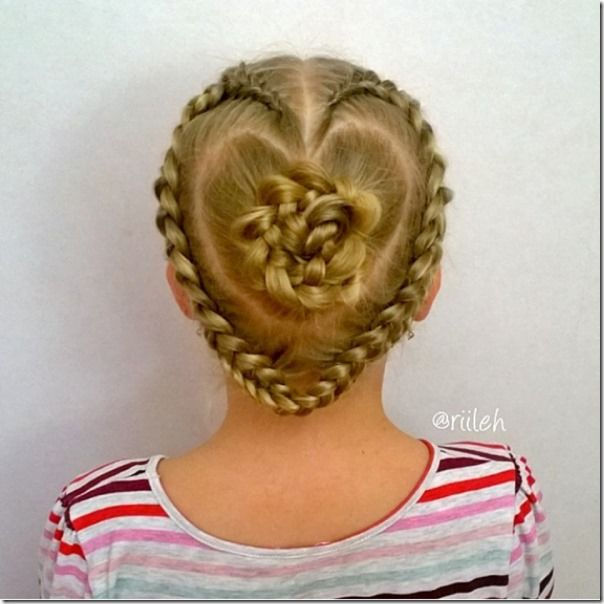 1000 images about Valentine s Hairstyles on Pinterest
