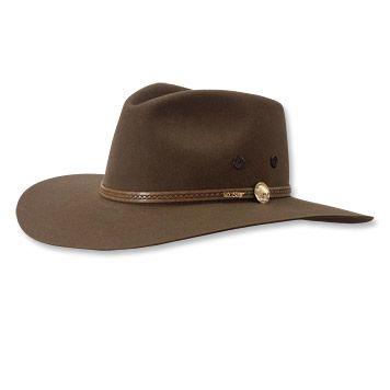 Stetson Buffalo Hat