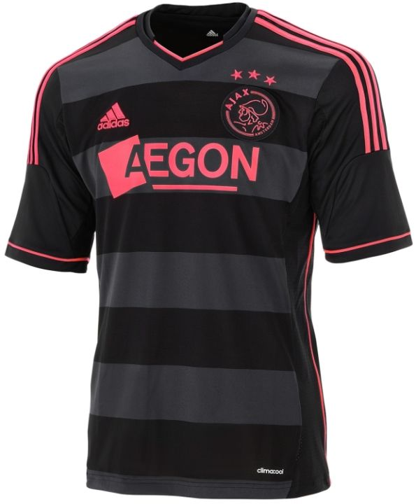 AFC Ajax Amsterdam Away Kit 2013-14 Adidas