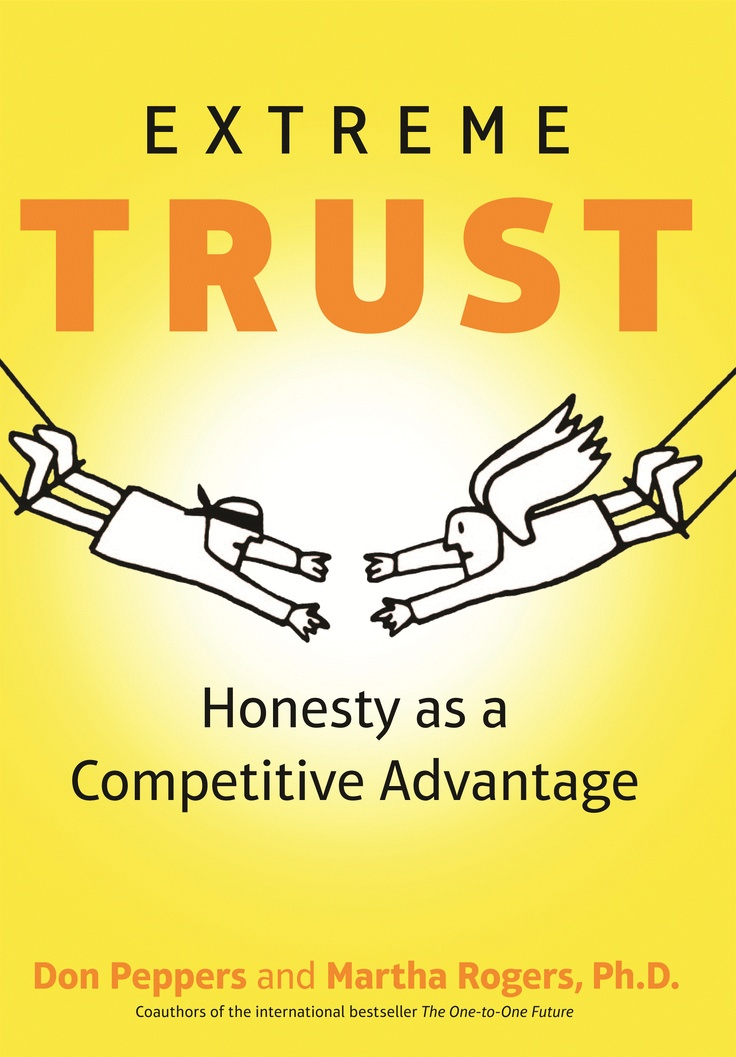 Honesty as a Competitive Advantage, Necessity By