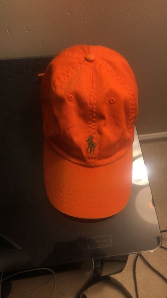 1b5045f4e Pre-Owned Polo Ralph Lauren Baseball Cap Hat Adjustable  fashion  clothing   shoes  accessories  mensaccessories  hats (ebay link)