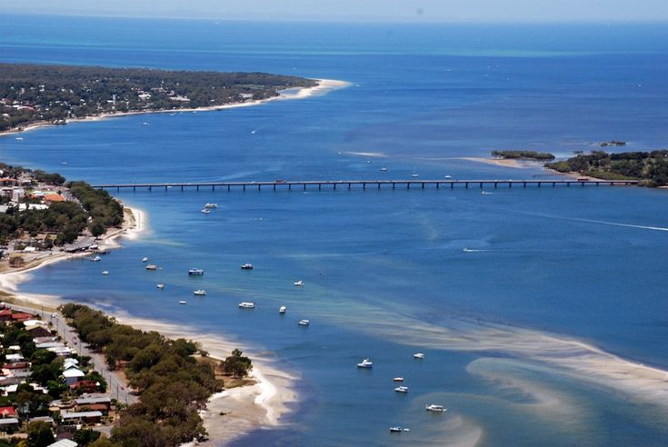 Bribie Island - Loved going to our beach house on Bribie for weekends.
