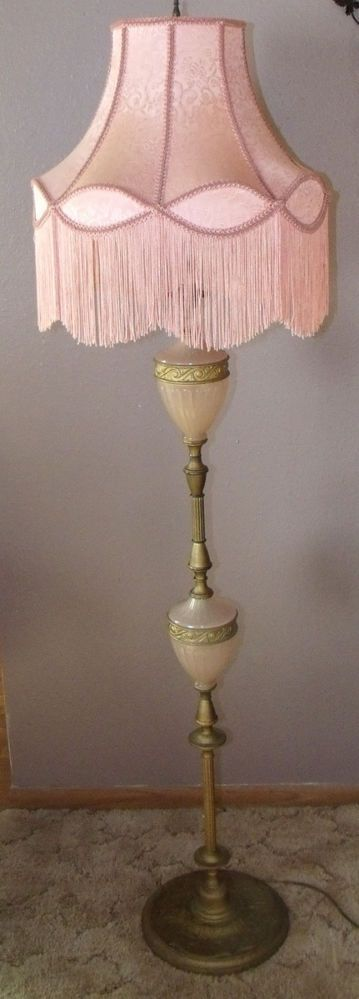 96 Best Antique Floor Lamps Images On Pinterest