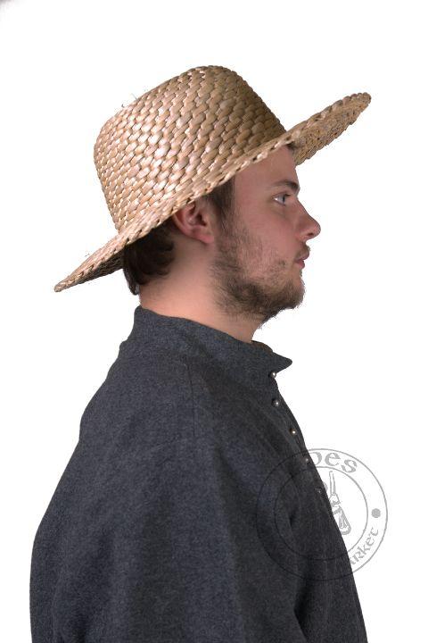 Straw hat type 1. SPES Medieval Market
