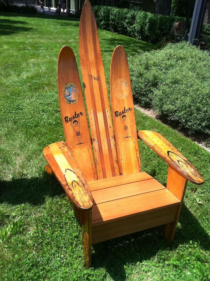 Water Ski Chair
