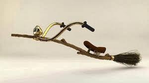 Steampunk broom !