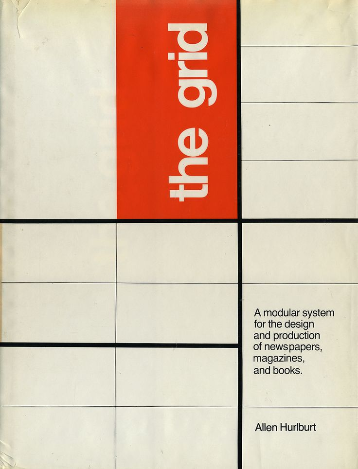 https://flic.kr/p/4My2Yt | The Grid: A Modular System for the Design and Production of Newspapers, Magazines, and Books