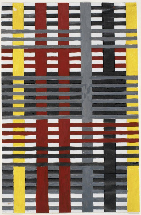 Anni Albers - Tate Modern 12 October 2018 - 13 January 2019. £16.50