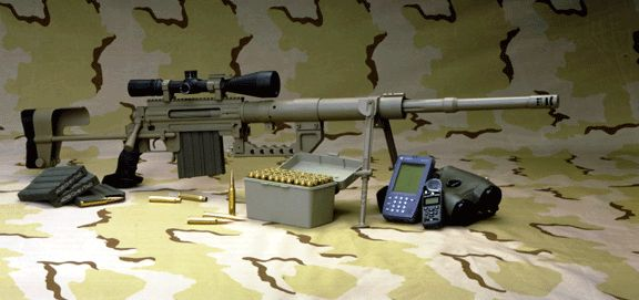 CheyTac Intervention M200 Sniper Rifle – .408 CaliberFuture Military Weapon Technology - Future Firepower