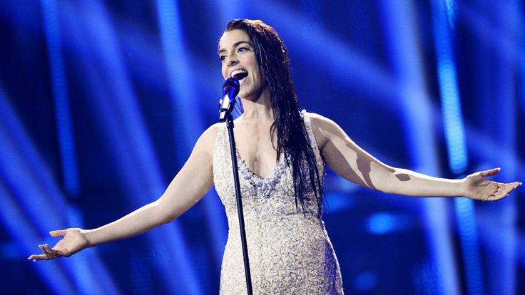 """Ruth Lorenzo canta """"Dancing in the rain"""" en representación de España, Eurovisión 2014 - RTVE.es A la Carta"""