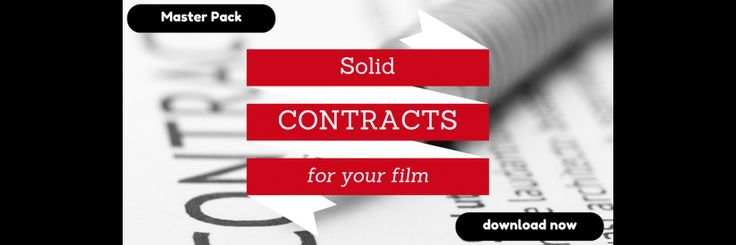 Protect Your Film with these Solid Film Contracts #filmmaking