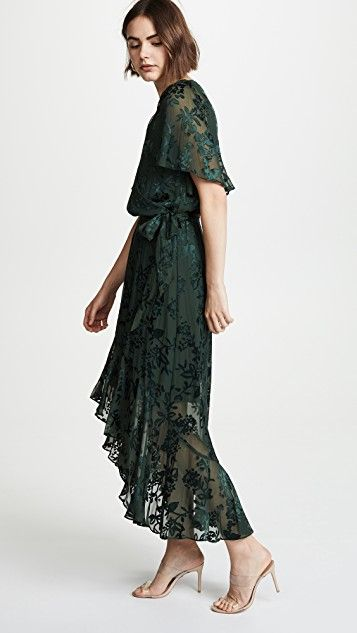 f0e91bf9df3 Parker Demi Dress