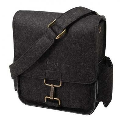 Sac à couches Sons of Trade Journey Pack-  Regular Black  de Petunia Pickle Bottom