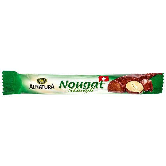 Alnatura Riegel Nougat Stängli, Riegel & Fruchtschnitten, Schokolade aus dem dm Online Shop.