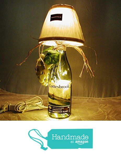 40 best small wine bottle table lamps images on pinterest buffet wine bottle table lamp crafted from a recycled cottesbrook sauvignon blanc wine bottle shipping is mozeypictures Gallery