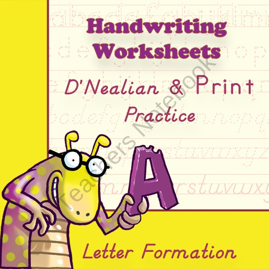 84 Best images about D'Nealian Handwriting Practice on Pinterest ...