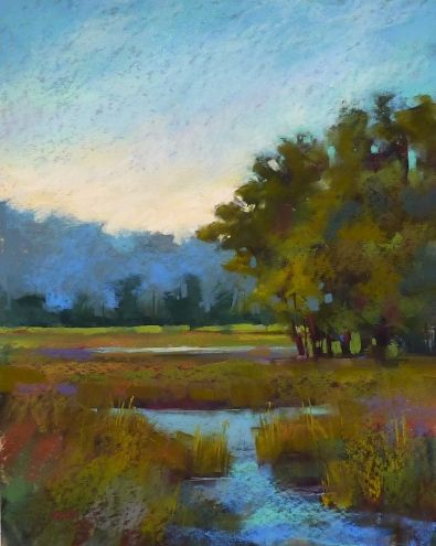 40 best images about marsh lowcountry on pinterest for Simple scenery paintings