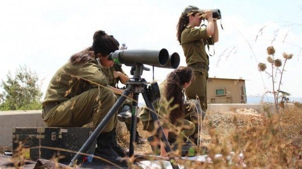 La vida de las mujeres soldado que hacen historia en el Ejército israelí - Imagen 1