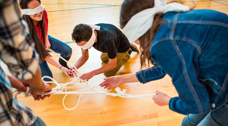 Lines of Communication activity! Great for teenagers!