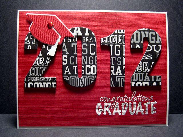 Graduation announcement idea.