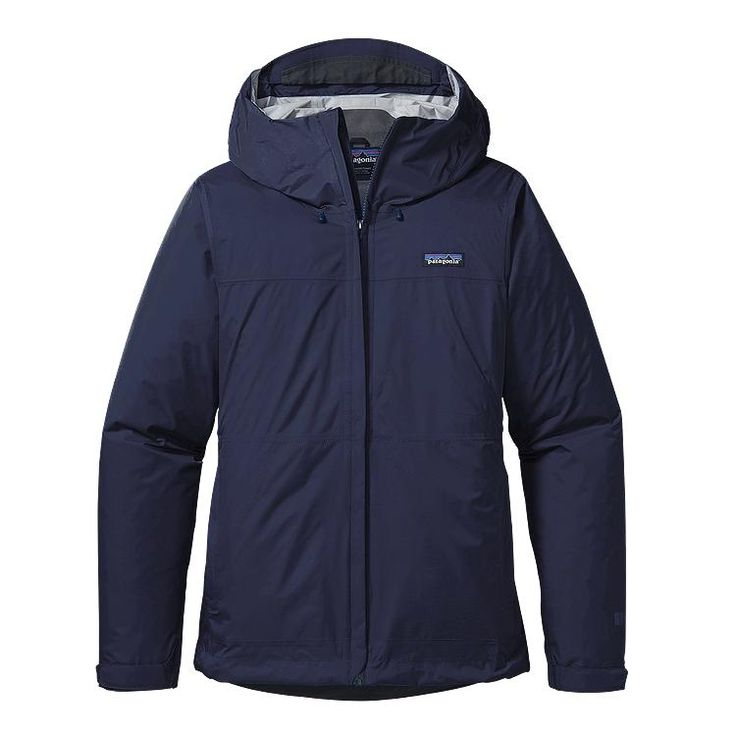 Patagonia Women\'s Torrentshell Jacket - Navy Blue NVYB
