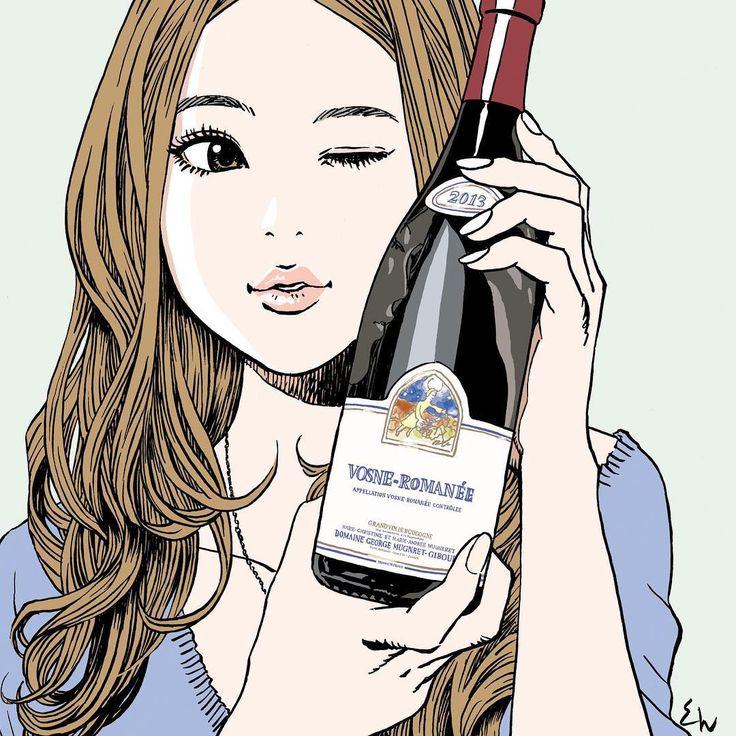 ロマネ……ていう曲がフジファブリックにあったな。いい曲だった。これはヴォーヌ・ロマネってワイン。