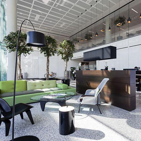 Aker solutions par peldonrose office et culture office for Innovative office design