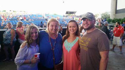 Brad Paisley Tampa October 2015