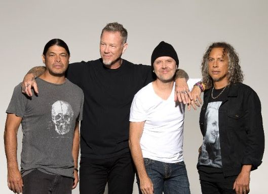 Metallica Unleash Music Videos For Every Song On New Album Today And TomorrowWithGuitars