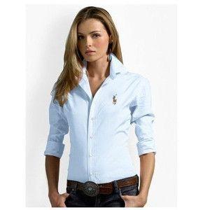【2014新作入り】POLO RALPH LAUREN ポロ ラルフローレン レディースシャツファッション 長袖シャツ