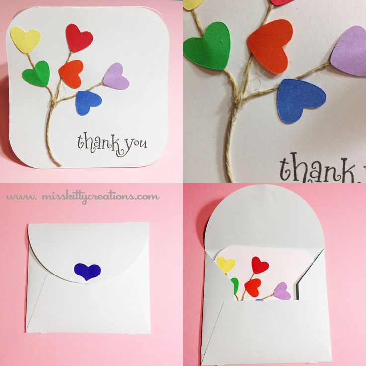 Card Making Ideas Thank You Part - 22: Find This Pin And More On Card Making Ideas. Cricut Thank You ...