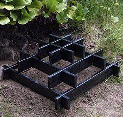 Odlingspyramiden – smart odling på liten yta   Odla   Trädgård  