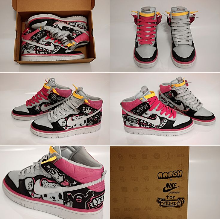 All sizes | nike vandals 4 yemi ad | Flickr - Photo Sharing!